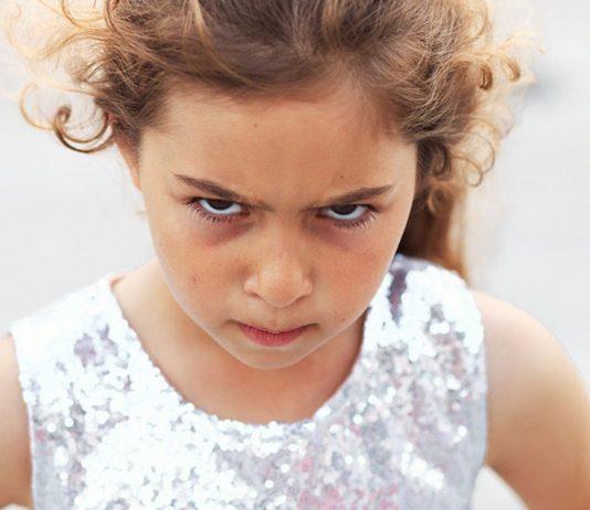 Kinder müssen erst noch lernen, mit ihrer Wut umzugehen.