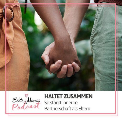Andreas und Veronika im Echte Mamas Podcast-Interview