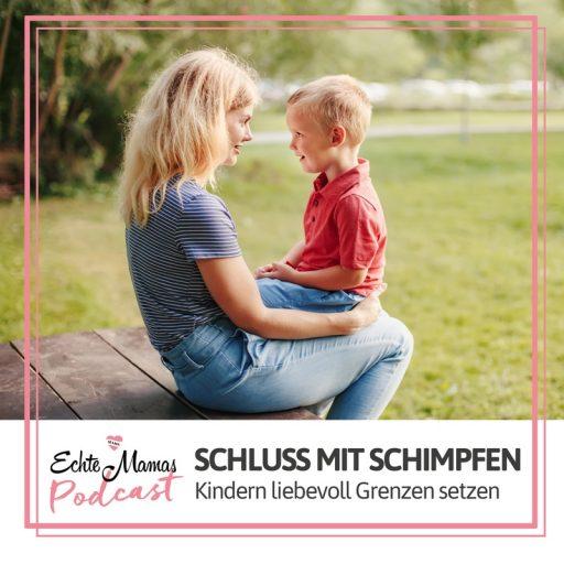 Heidemarie Brosche im Echte Mamas Podcast-Interview