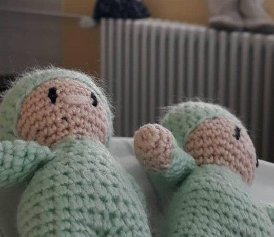 Mama Adriana war schwanger mit siamesischen Zwillingen