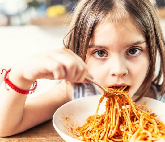 Lecker, Spaghetti!