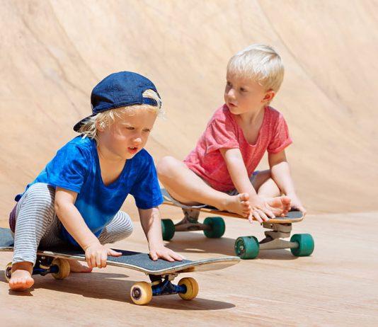 Was tun, wenn das kleine Geschwisterkind wie das große will