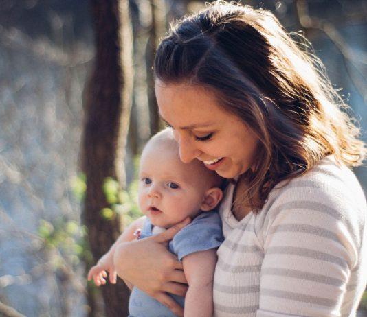 Wie soll man diese einzigartige Liebe zu seinem Kind in Worte fassen?