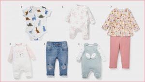 Babykollektion von C&A