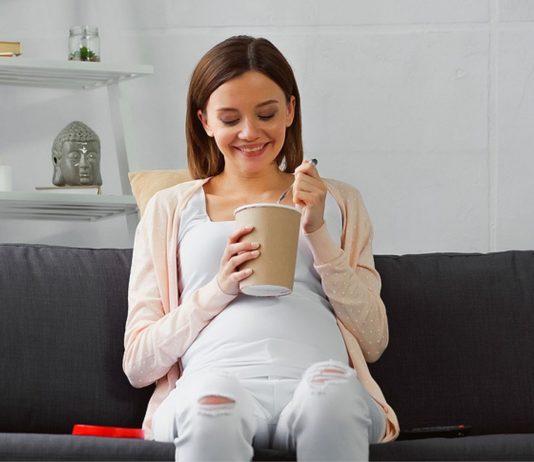 Eis in der Schwangerschaft: Wann es schädlich sein kann