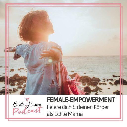 Arnika im Echte Mamas Podcast-Interview