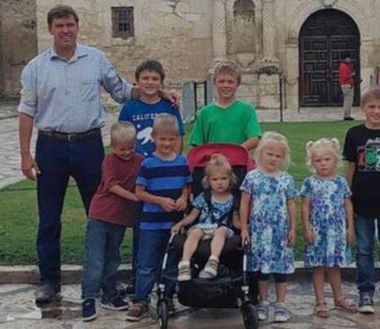 Die Rogers freuen sich aktuell auf ihr 12. Familienmitglied