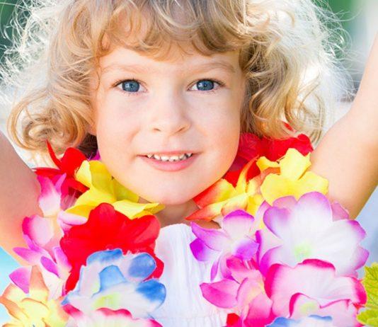 Hawaiianische Mädchennamen klingen sehr melodisch und einfach wunderschön.