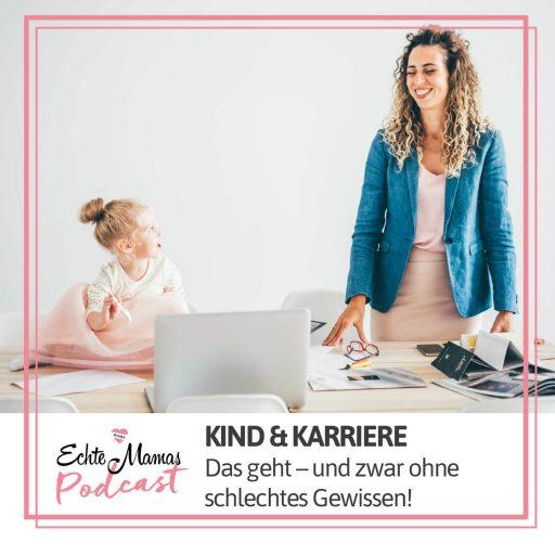 Danjila im Echte Mamas Podcast-Interview