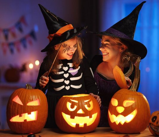Kinder lieben Halloween, aber nicht alle Mamas teilen diese Liebe.