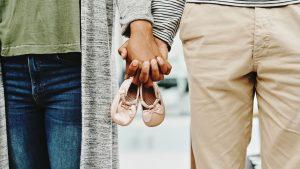 Als Paar gemeinsam zum Wunschkind.
