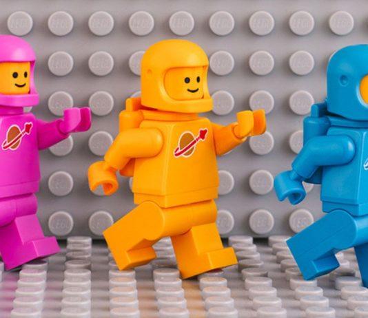 Es scheint ein kleiner Schritt für einen Spielzeughersteller zu sein, aber es ist ein großer Schritt für die Menschheit: LEGO goes unisex!
