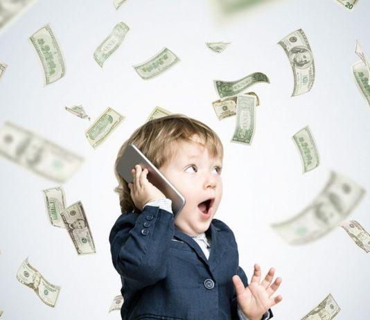 Gibt es für Oktober-Babys einen Geldregen?Kann sein, aber… vielleicht doch eher nicht.